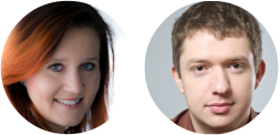 Karolina Baca-Pogorzelska i Michał Potocki