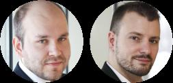 Patryk Słowik i Jakub Styczyński